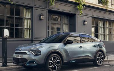 Citroën ë-C4: Prisvinner i kompaktklassen