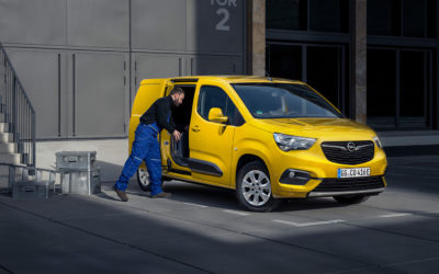 KOMMER: Opel Combo-e