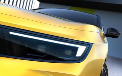 Nye Opel Astra: Tøffere og på strøm