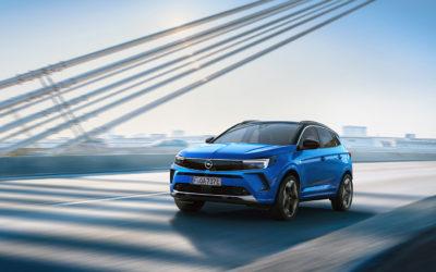 Nye Opel Grandland: Mer enn bare et pent ansikt